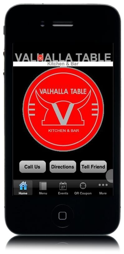 Valhalla Table Kitchen and Bar